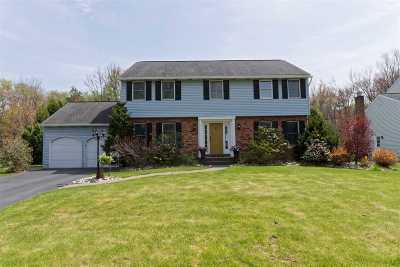 Colonie Single Family Home For Sale: 8 Sage Field La