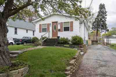 Colonie Single Family Home Active-Under Contract: 46 Van Buren Av