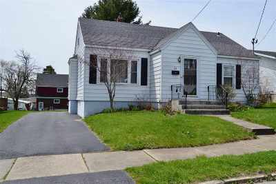 Amsterdam Single Family Home Active-Under Contract: 23 Catherine St