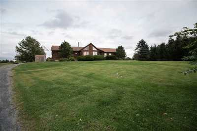Halfmoon Single Family Home For Sale: 65 Hayner Rd