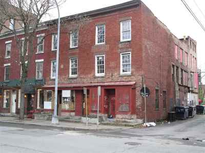 Troy Multi Family Home Price Change: 99 Ferry St