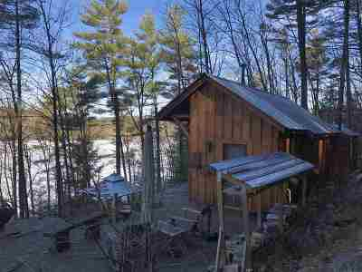 Warren County Single Family Home For Sale: 73 Burnt Pond Rd