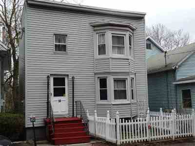 Rensselaer Single Family Home For Sale: 14 Thomas St