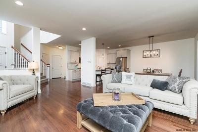 Ballston Spa, Round Lake Single Family Home For Sale: 15 Hillman Loop