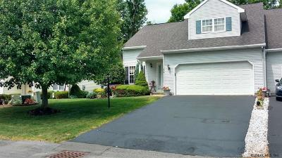 Mechanicville, Stillwater Single Family Home For Sale: 43a Raylinsky La