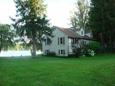 Duanesburg Single Family Home For Sale: 449 W Duane Lake Rd