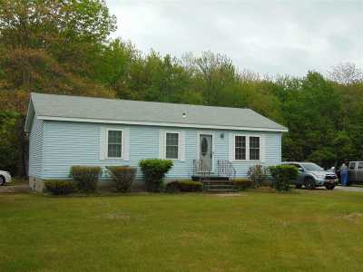 Mechanicville, Stillwater Single Family Home For Sale: 45-47 McDermott Rd