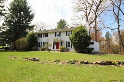 Colonie Single Family Home For Sale: 1 Schuyler Hills Rd