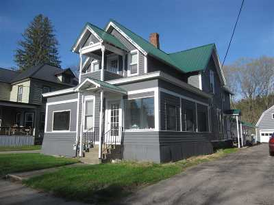 Dolgeville Multi Family Home For Sale: 36 N Helmer Av