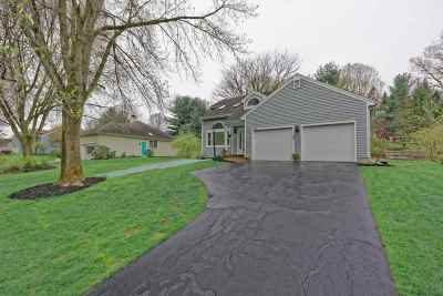 Guilderland Single Family Home Active-Under Contract: 310 Highgate Dr