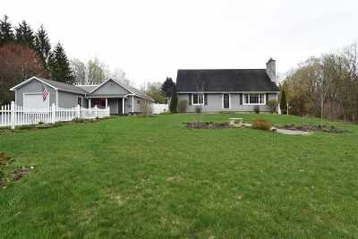 Wilton Single Family Home For Sale: 69 Traver Rd