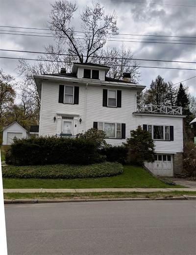 Canajoharie Single Family Home Active-Under Contract: 17 Highland Pl