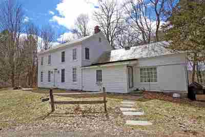 Queensbury Single Family Home Price Change: 2445 Ridge Rd