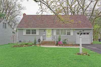 Niskayuna Single Family Home Back On Market: 2262 Dean St