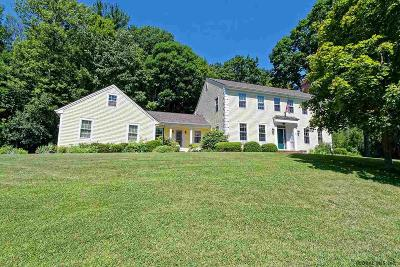Guilderland Single Family Home Price Change: 25 Relyea Rd