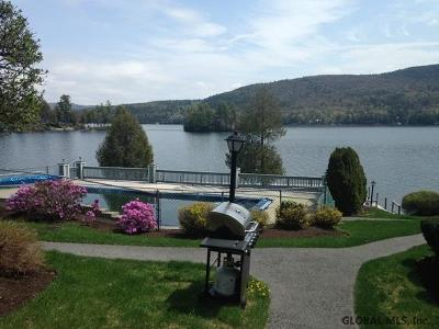 Lake George Single Family Home For Sale: 3014 Lake Shore Dr #11A