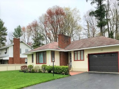 Colonie Single Family Home For Sale: 20 Marjorie Rd