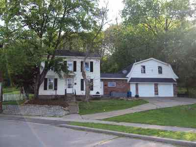 Amsterdam Single Family Home For Sale: 40 High St