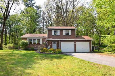 Wilton Single Family Home Active-Under Contract: 16 Fairway Blvd