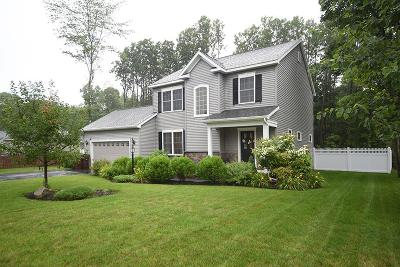 South Glens Falls Single Family Home For Sale: 32 Tamarac Dr