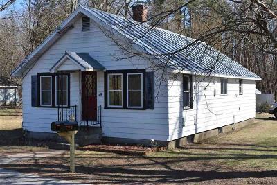 Saratoga Springs Single Family Home For Sale: 9 Eastman La