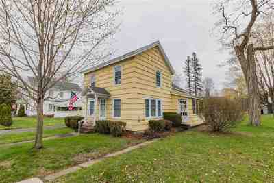 Northville Single Family Home For Sale: 322 South Main St