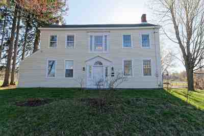Duanesburg Single Family Home For Sale: 520 Levey Rd