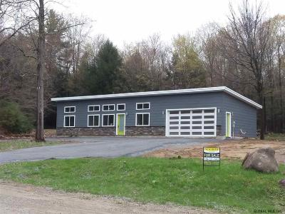 Greenfield, Corinth, Corinth Tov Single Family Home For Sale: 4444.1 Route 9n