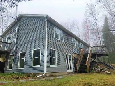Schroon Single Family Home For Sale: 612 Charley Hill Rd