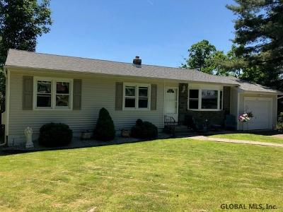 Valatie Single Family Home For Sale: 2200 Pine Dr