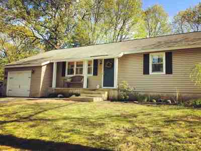 Saratoga Single Family Home For Sale: 13 Sunset Dr