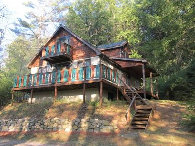 Warren County Single Family Home For Sale: 80 Marina Rd