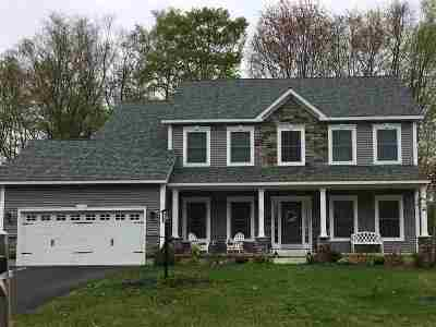 Saratoga County, Warren County Single Family Home For Sale: 17 Dutch Ln