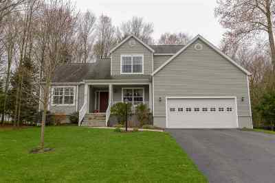 Wilton Single Family Home 48hr Contingency: 34 Santee Dr