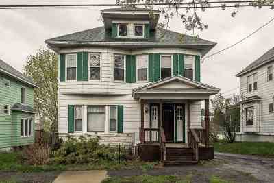 Amsterdam Single Family Home Active-Under Contract: 18 Grant Av
