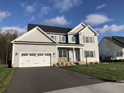Albany County Single Family Home Active-Under Contract: 306 Millingstone Way