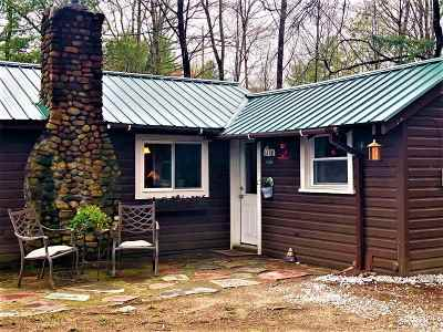 Schroon Single Family Home For Sale: 14 Hayes Rd