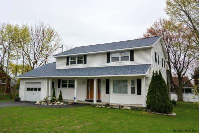 Rotterdam Single Family Home Active-Under Contract: 45 Princetown Rd