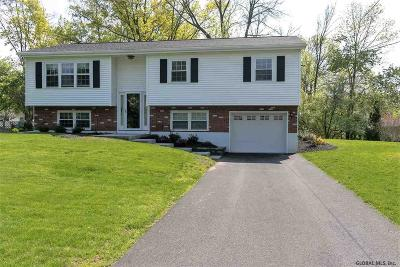 Colonie Single Family Home For Sale: 5 Marco Polo Dr