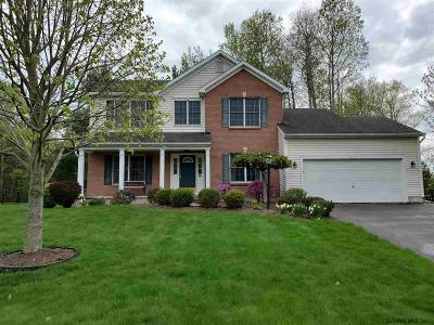 Albany County Single Family Home For Sale: 21 Chesterwood Dr