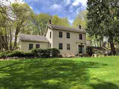 Columbia County Single Family Home For Sale: 1417 Albany Turnpike