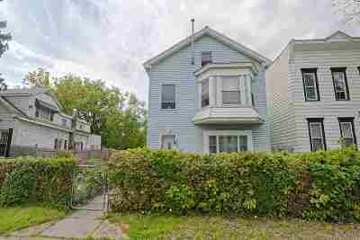 Troy Multi Family Home For Sale: 769 2nd Av