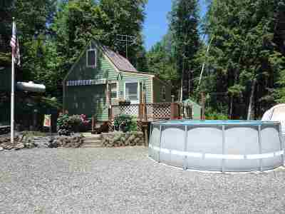 Washington County Single Family Home For Sale: 1572 County Route 21