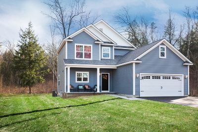 Saratoga County, Warren County Single Family Home For Sale: Lot 3 Patriot Hill Dr