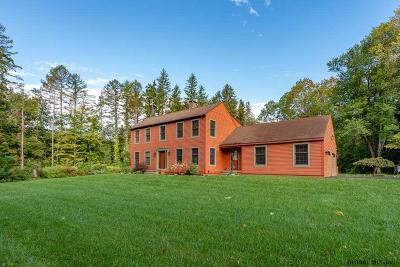 New Scotland Single Family Home For Sale: 2615 New Scotland Rd