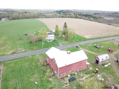 Gloversville, Johnstown Single Family Home For Sale: 141 County Highway 142 #Bendick