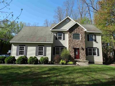 Clifton Park Single Family Home For Sale: 1028 Hatlee Rd