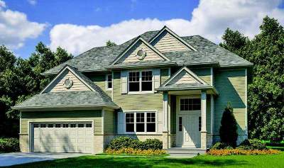 Saratoga Springs Single Family Home For Sale: 60 Jane St