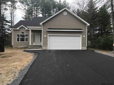 Queensbury, Fort Ann Single Family Home For Sale: 71 Richmond Hill Dr