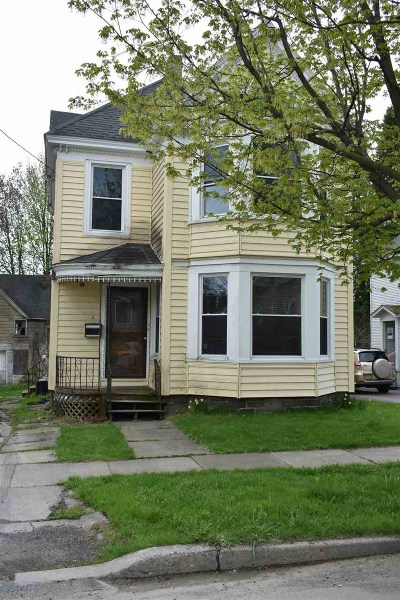 Johnstown Single Family Home For Sale: 4 Yost St